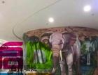 海南海口三亚启程墙绘启程画室