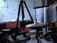 乐队鼓手担任老师 架子鼓一对一培训