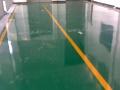 丽水厂房/停车场地坪划线施工