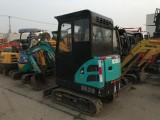 兰州新区二手玉柴25 35小型挖机出售