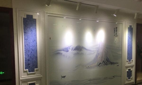 各类瓷砖艺术背景墙厂家直销,可包安装。