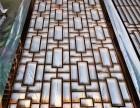 佛山盟旺专业定制不锈钢屏风 铝雕屏风 不锈钢线条 异形工艺品