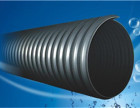 邵阳HDPE钢带管联系电话腾达汇泰塑胶公司