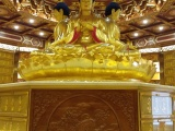 上海寺院永久性塔葬地宮福位