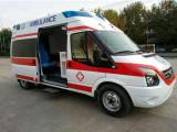 青岛市立医院救护车出租配备专业医护人员