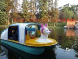 电瓶生产商张子嫣供应300海燕型二人脚踏船