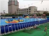 河北邯郸这个儿童拆卸的支架游泳池水乐园一站购买