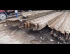 邳州高价回收钢板拉伸桩 铺路板 工字钢