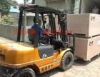 上海崇明县10吨叉车出租-大型机器移位-中兴随车吊出租