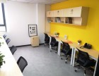 岑村创锦产业园25至50方设备齐全办公室即租即用
