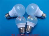 批发低价钱LED灯泡2w3w5w7w10w新款LED球泡灯中山厂