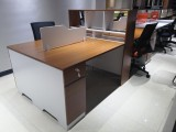 广西厂家直销办公家具职员桌 职员屏风