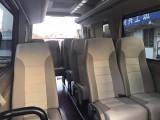 上海啟欣租車 奔馳凌特14座出租 內飾改裝豪華商務車租賃接機