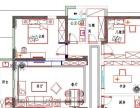 【山水装饰】安粮城市广场126平米现代简约案例