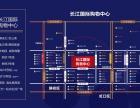 一号线三号线双轨交错,一手沿街商铺,即买即收租长江国际商贸中心