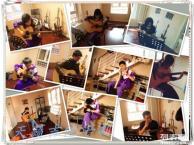 天津学吉他大悦城城附近天籁吉他培训招生啦