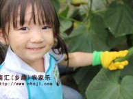 上海农家乐一日游 吃土菜摘西瓜葡萄 钓龙虾游滴水湖