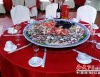 装鱼的大盘子 酒店特色瓷盘 定做一米大盘