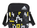 新款厂家直销户外运动休闲男士单肩包竖款小斜跨包零钱包旅游包包