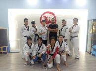 南通跆拳道培训中心 天虎武道 专业的韩国传统教学
