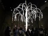 泉州烟泡树出售网红大型展览装置烟泡树制作