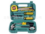 代发9件套组套工具箱 组合工具实用礼品活动礼品五金工具套装