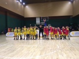 北京青少年籃球培訓學校