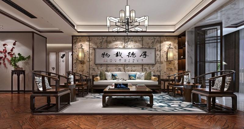 合肥山水装饰公司高端首席设计师装修设计别墅效果图