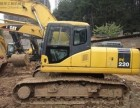 二手220小松挖掘机出售