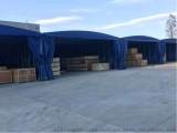 专业制作推拉蓬活动蓬仓库物流蓬大型帐篷停车蓬景观蓬