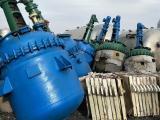 七台河回收二手搪瓷反应釜 高价回收随叫随到
