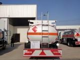 转让 东风多利卡8吨油罐车