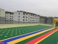 厂家直销幼儿园安全橡胶地垫PVC地板安全防护
