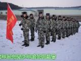 大连学生冬令营 参加我是一个兵冬令营成为少年小战士