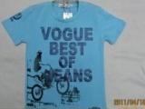 2011时尚圆领全棉奥黛儿印花短袖T恤