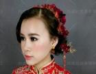 尚威课程分享 端庄贤淑的中式新娘 尚威化妆美甲学校