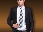 男装秋款西装男韩版修身小西服外套时尚商务休闲西装男外套闪光料