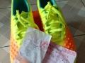 足球鞋,九层新
