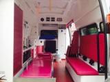上海救護車出租,接送病人出院轉院服務中心