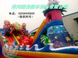 出售大型儿童充气城堡 充气蹦蹦床 充气滑梯