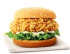 超香的汉堡德克士口感贴合大众