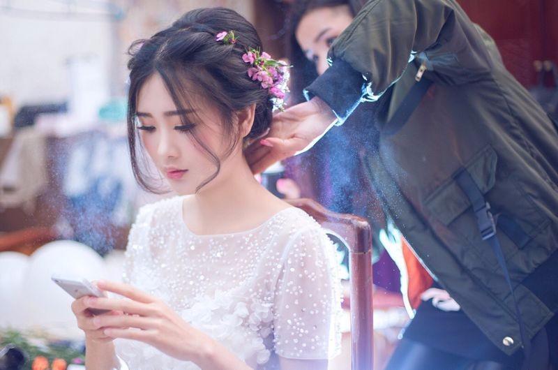 宝鸡恒爱婚纱摄影