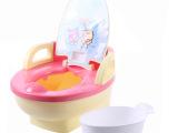 儿童坐便器儿童座便器婴儿座便器宝宝马桶便盆有靠背1804