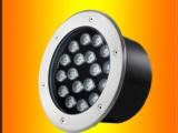 明歌户外LED地埋灯公园灯具单色七彩高效防水地光灯亮化