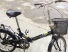 飞鸽牌女生自行车八成新