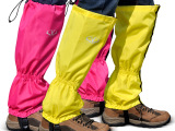 盛源户外雪套防虫防水透气滑雪登山鞋套男女通用加长型徒步套脚