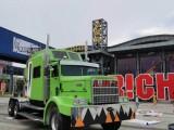 全國租彼得比爾特卡車展示 出租彼得比爾特卡車拍廣告 活動巡演