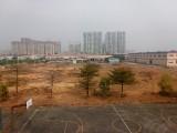 相邻大旺广场附近有70亩空地招租