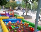 豪华 海洋球池充气池决明子池沙池秋千滑梯组合池套装幼儿园室内广场