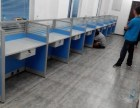 唐山办公家具厂家出售各种呼叫中心座席安装课桌椅